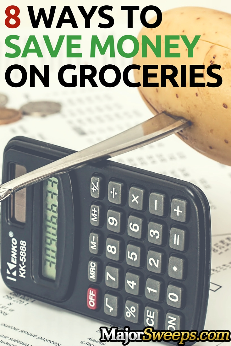 ways to save money on groceries family budget frugal grocery shopping majorsweeps pint