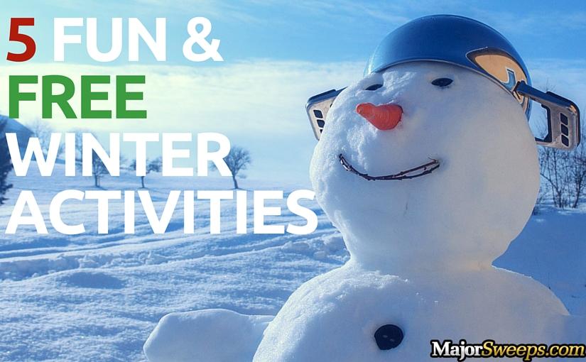 fun free winter activities majorsweeps blog