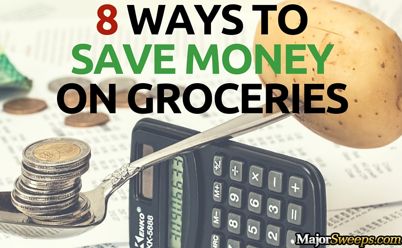 ways to save money on groceries family budget frugal grocery shopping majorsweeps